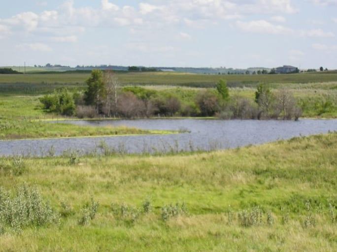 Saskatoon acreages at Tuscan Ridge